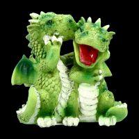 Sweet Dragon Figurine Set of 2 - Happy Couples
