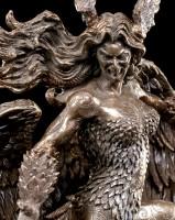 Morrigan Figur - Keltische Kriegsgöttin Irlands