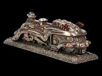 Steampunk Railway Locomotive - Zephyr