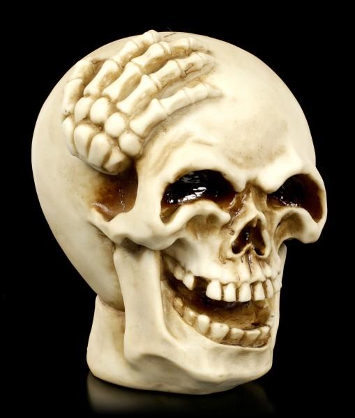 Money Bank - Laughing Skull