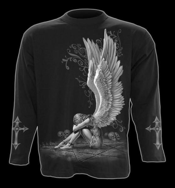 Enslaved Angel - Longsleeve