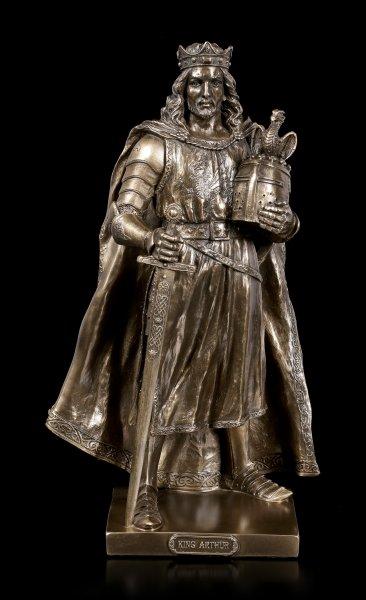 König Arthur Figur