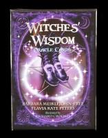 Orakelkarten - Witches Wisdom