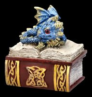 Dragon Box - Bedtime Stories - blue