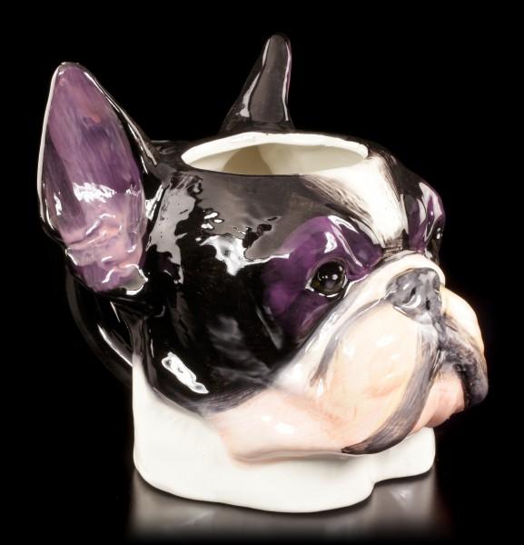 Keramik Tasse - Boston Terrier