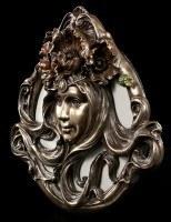 Art Nouveau Mirror - Woman