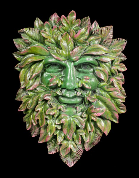 Tree Spirit Wall Plaque - Beltane's Bourgeon