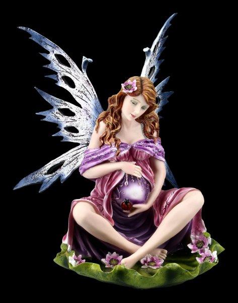 Schwangere Elfen Figur - Magic Mama groß
