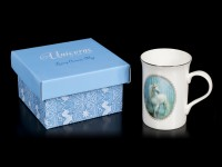 Tasse mit Einhorn - Forest Unicorn by Anne Stokes