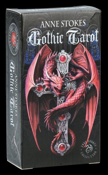Tarot Karten - Gothic Tarot by Anne Stokes