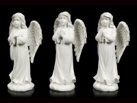 Angel Figurines - Set of 3 Girls
