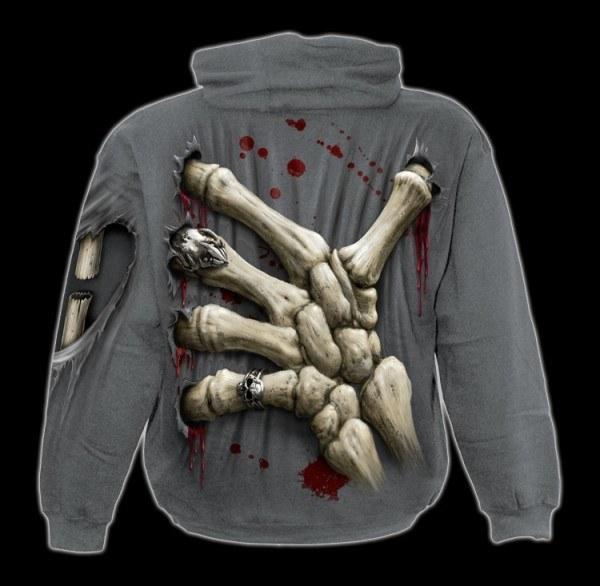 Death Grip - Hoodie