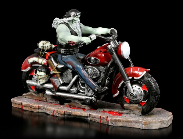 Zombie Biker Figur by James Ryman