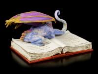 Drachen Figur - Book Wyrmll