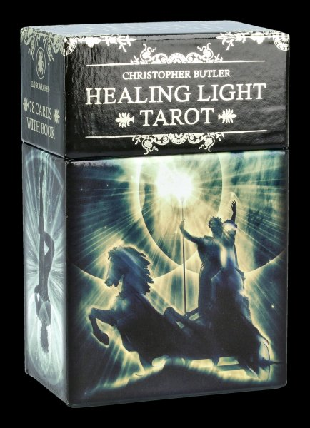 Tarot Cards - Healing Light
