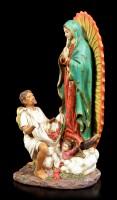 San Juan Diego Figurine - colored