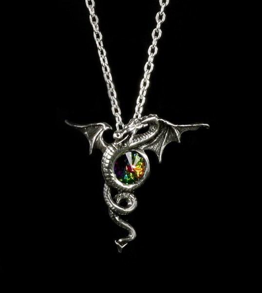 Anguis Aeternus - Alchemy Gothic Halskette