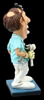 Funny Sports Figurine - Dentist with Ivories