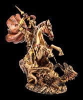 St. George Figurine - small