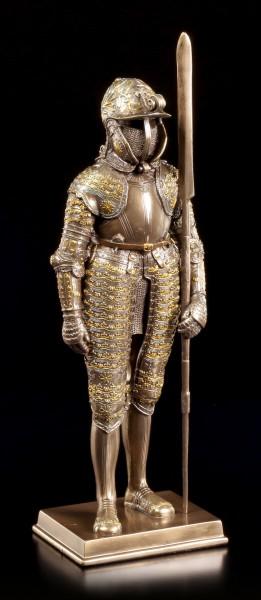 Ritter Figur - Rüstung von Louis dem XIII