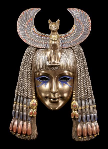 Egyptian Mask - Love Goddess Bastet