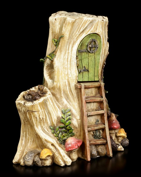 Fairy Cottage - Sacred Stump
