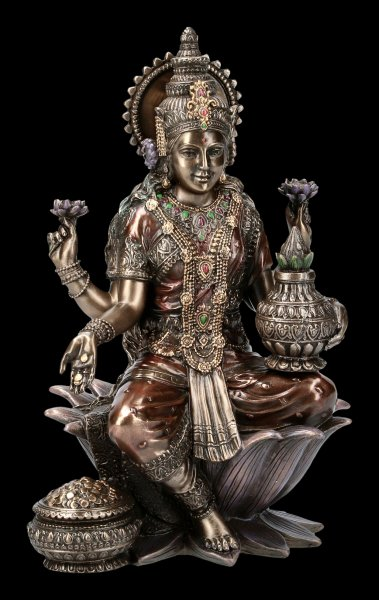 Indian God Figurine - Lakshmi