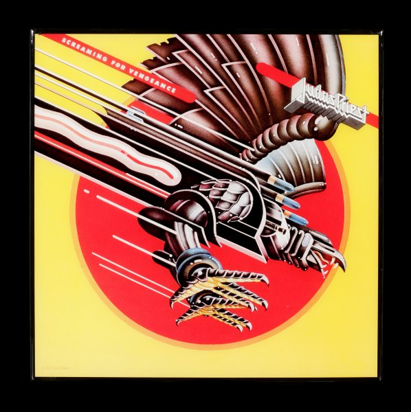 Judas Priest Crystal Clear Picture - Screaming for Vengeance