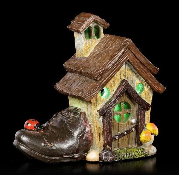 Fairy House with LED - Cobblers Shoe