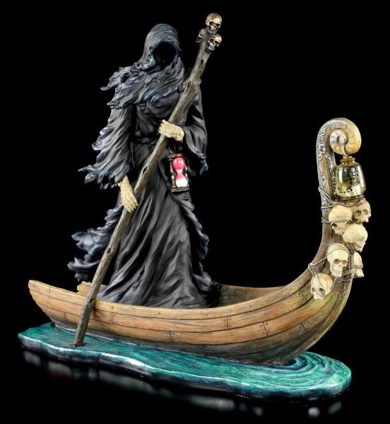 Charon Figurine - Ferryman to the Underworld with LED