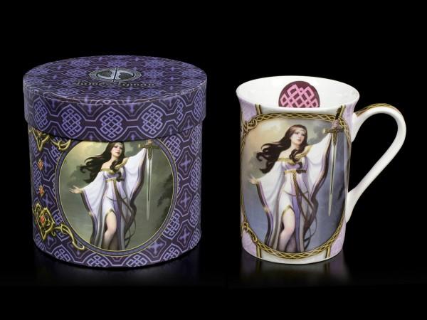 Porcelain Mug - Lady of the Lake