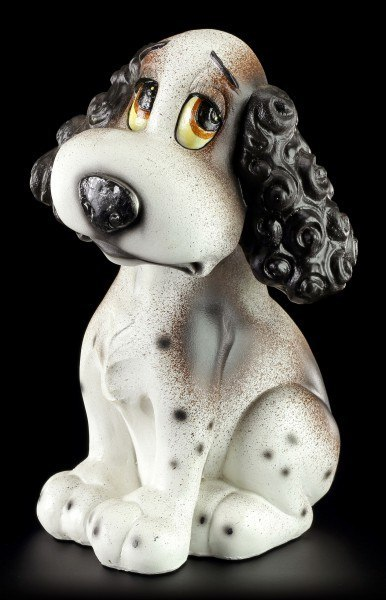 Funny Dog Figurine - Cocker Spaniel