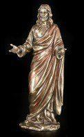 Jesus Figur als Prediger - mittel