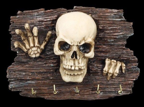 Skelett Schlüsselbrett