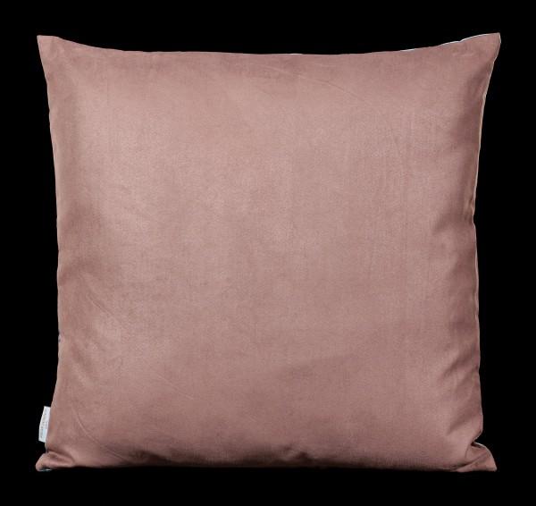 Cushion with Dog - Black Labrador