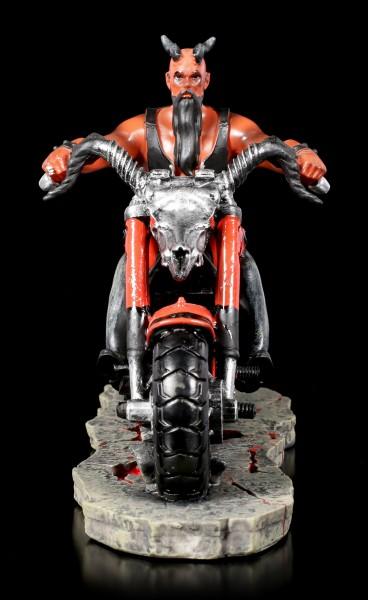 Demon Figurine - The Devil's Road