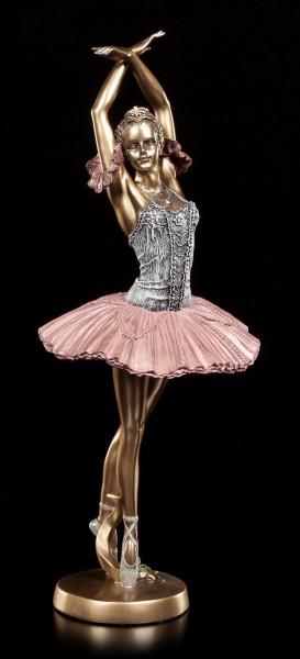 Ballerina Figur - Auf Zehenspitzen