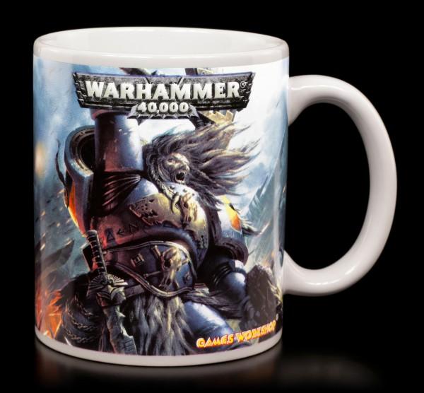 Tasse Warhammer - Space Wolves