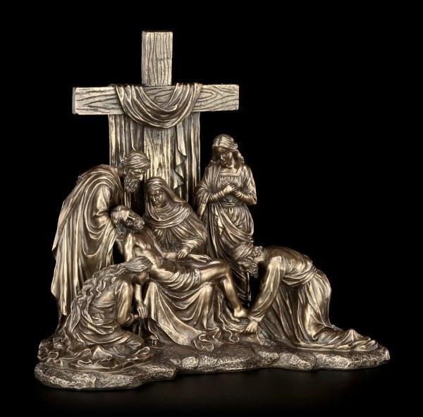 Jesus Figurine - Descent from the Cross