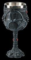 Black Bat Goblet