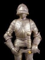 Ritter Figur mit Schwert