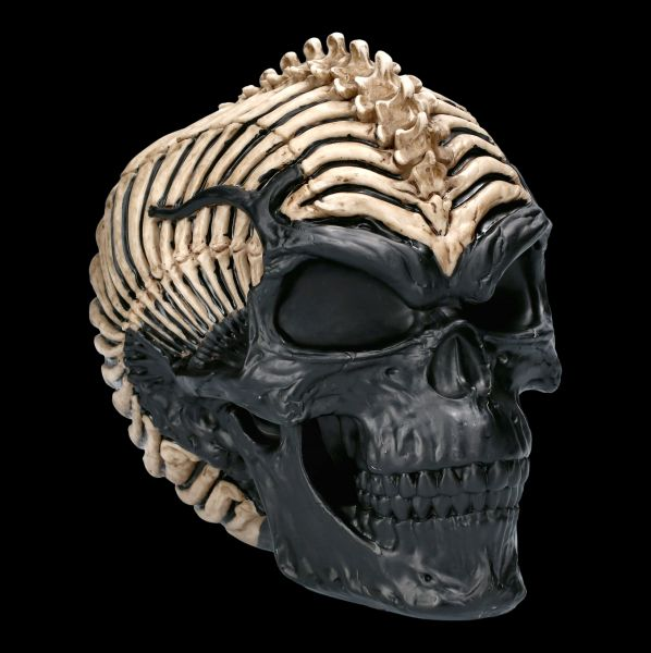 Totenkopf Figur - Spine Head by James Ryman