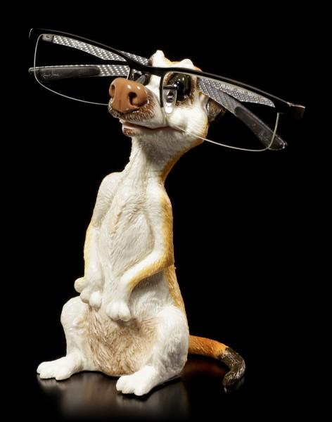 Erdmännchen Brillenhalter - Meerkat - Opti Paws