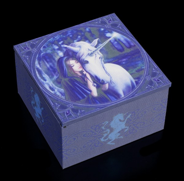 Mirror Box with Unicorn - Solace