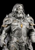 Odin Figurine - Germanic God with Armor