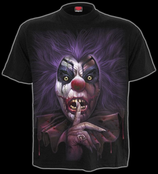 Madcap - Horror Clown T-Shirt