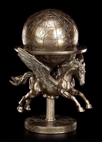 Auf den Flügeln von Pegasus - Figur