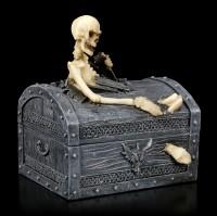 Skeleton Box - Dead Mans Chest