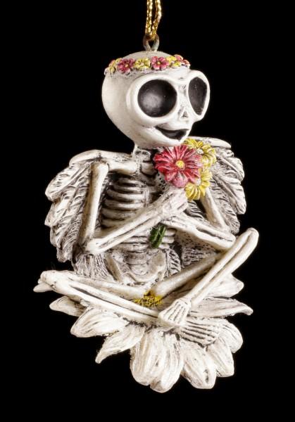 Skelett Figur - Spring Time Skelly