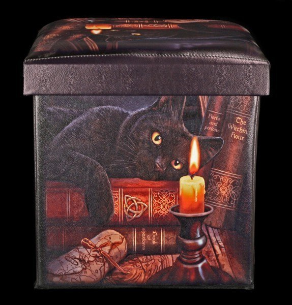 Aufbewahrungsbox mit Sitzmöglichkeit - The Witching Hour